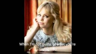Duffy - Well Well Well [lyrics]