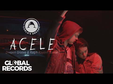 Carla's Dreams - Acele | Deepen Groove & Ralph Kayden Remix