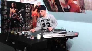 Granie na puszkach, szklankach, klawiszach Dj Dziekan Cover Safri Duo, Swedish House Mafia