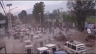 TERRIFIC NATURAL DISASTERS CAUGHT ON VIDEO!!!