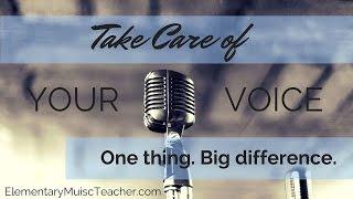 Teachers, Protect Your Voices