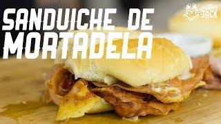 Sanduíche de Mortadela | A Maravilhosa Cozinha de Jack