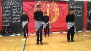 Salam Middle School Debke 2014 Arabic Day