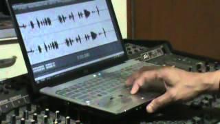 COMO CONECTAR MIXER A LAPTOP Y GRABAR AUDIO (1a.Parte)