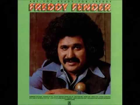 Secret Love de Freddie Fender Letra y Video