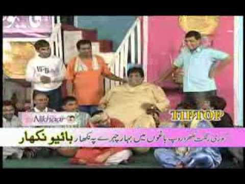 Meri Chi Chi Da Challa – Punjabi Funny Qawali Stage Drama