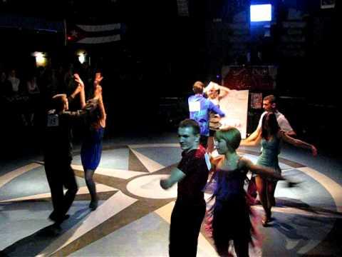 Salsa Amistad-2011. Beginners-1