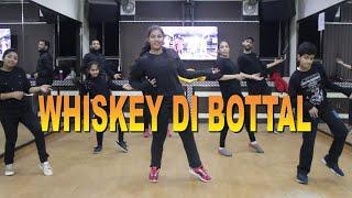 Whiskey Di Bottal   Jasmine Sandlas   Preet Hundal   Dance Choreography   Step2Step Dance Studio