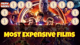 Most Expensive Films Of All Time   Top 10 High Budget Hollywood Films   In Telugu   Filmy Geeks