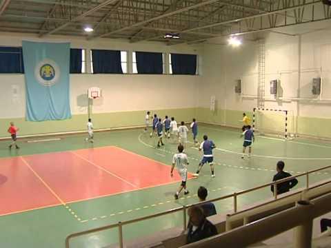 Selçuklu Belediyespor - 51 Niğde Spor ( HENTBOL ).mpg