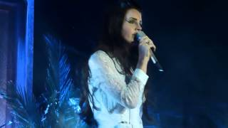 Lana Del Rey - Young & Beautiful (Live @ Luxembourg) HD