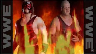 [WWE] Kane 2002/2008 theme song (w/explosion)