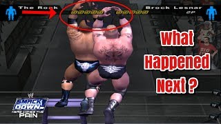 Ladder Match Glitch And Trick   WWE SmackDown! Here Comes The Pain (2003)