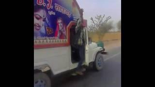 Mobile Dj Pickup Dancing Video..Best funny video 2016