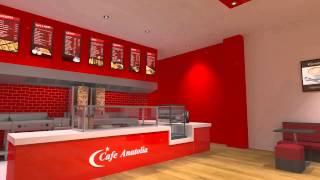 Cafe Anatolia.