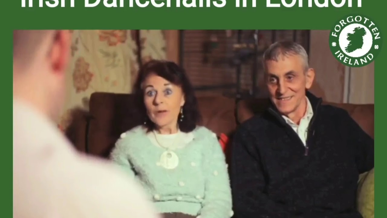 Irish Dancehalls in London