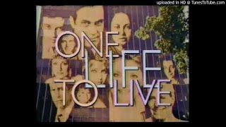 One Life to Live Closing Theme (1980s)