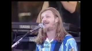 Engenheiros do Hawaii - Hora do Mergulho ao vivo no Bem Brasil 1996