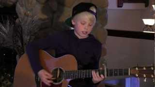 Cody Simpson - Wish U Were Here ft. Becky G cover by Carson Lueders