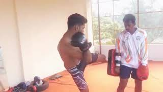 MMA , Muay thai , KICKBOXING , Training at Alappuzha BlAck TiGers Fighting Club
