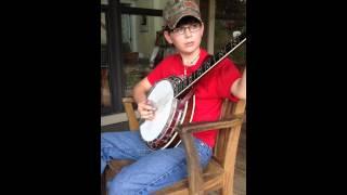 Owen banjo cajun song - 1