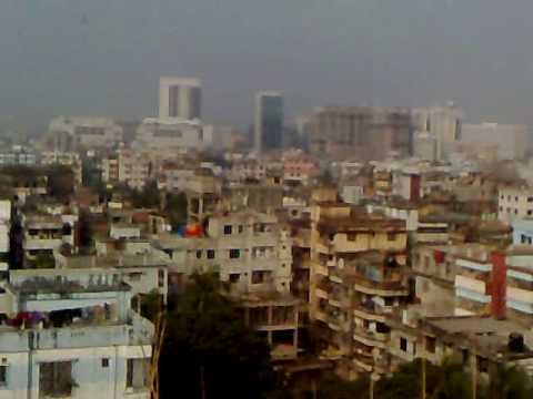 Dhaka City Tower View