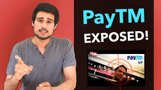 Truth behind PayTM by Dhruv Rathee |Cobrapost Operation 136 width=