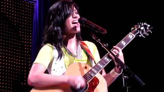 Demi Lovato - Two Worlds Collide live in Glendale, AZ on July 9th, 2009