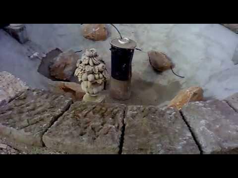 Fontanella Da Giardino In Mattoni : Come realizzare una fontanella da giardino decorata fai da te mania