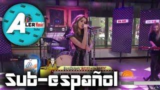 Laura Marano - Boombox - Sub Español - Live