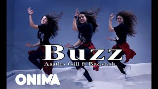 Aastha Gill - Buzz feat Badshah   Priyank Sharma    Choreography - Dance Cover