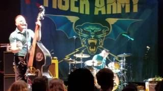 Tiger Army - Train to Eternity