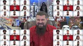 Bill Breithaupt's reaction to (Jimmy Fallon, The Roots) STAR WARS - Pentatonix style