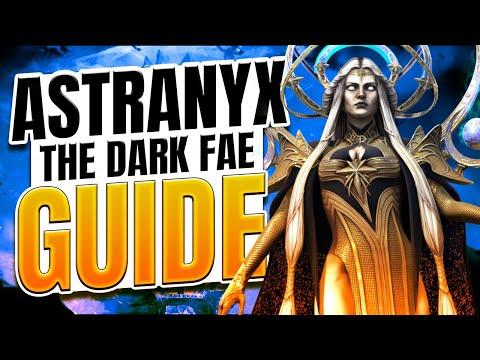 Astranyx The Dark Fae FULL Guide I Raid Shadow Legends