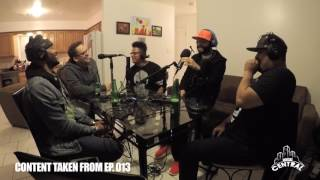 "Tony Central Podcast - EP. 013 ""Dominican's 20 Mins"" (Feat. Dezmen, Demos & Eddy)"