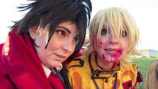 Anime North 2013- Friday (Seras and Alucard Vlog)