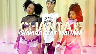 Shakira Feat Maluma - Chantaje (Thi Play Dance) Coreography Coreografia (Dance Video)