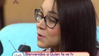 Matisse en vivo en Quien te ve tv