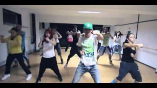 ANTURAJ - KOTOY - ''Ciara ft. Ludacris - Ride'' (just the choreography)