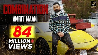 Combination (Full Video) | Amrit Maan | Dr Zeus | Latest Punjabi Song 2019 | Humble Music