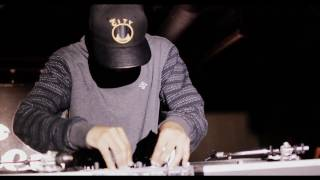 DJ ManWell 3x DMC Champion turntable showcase | Freestyle session 2016