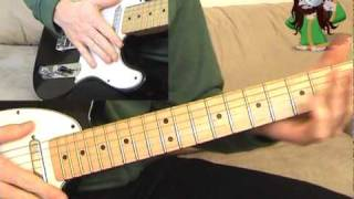 Born Under A Bad Sign Albert King Guitar Lesson