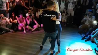 Korke y Gloria - Sabanas Blancas - Lions Bachatea 2016