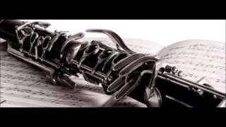 Francis Poulenc SONATA for two clarinets (Bb and A) III. Vif