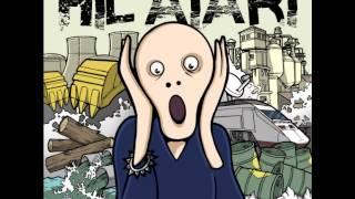 Hil Aiari | itsasontzi galduaren timoi eroa