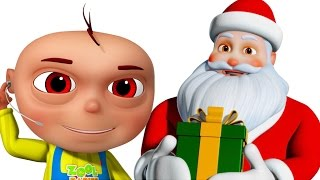 Zool Babies Finding Santa Claus | Christmas Show | Funny Cartoon Shows For Kids