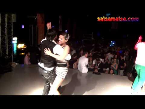 BACHATA | Güneş Diker & Yağız Bankoğlu | Crypto Salsa Stars 2012