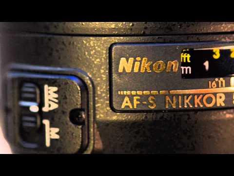 Recensione Nikon 50 f/1.4G