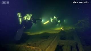 2ª Guerra Mundial: Navio nazista que se tornou uma 'bomba-relógio' no fundo do mar