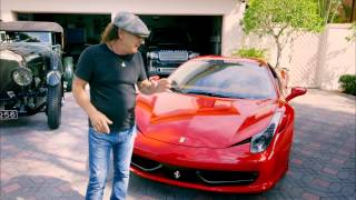 Cars That Rock with Brian Johnson - Ferrari